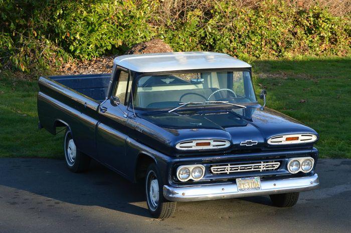 Chevrolet C 10 1961 foto - 5