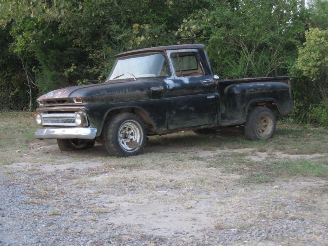 Chevrolet C 10 1962 foto - 2