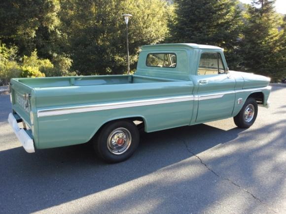 Chevrolet C 10 1964 foto - 2