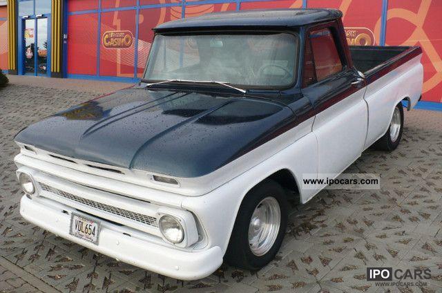 Chevrolet C 10 1965 foto - 1