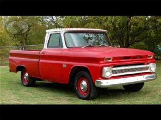 Chevrolet C 10 1966 foto - 5