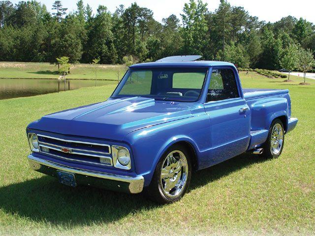 Chevrolet C 10 1967 foto - 1