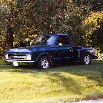 Chevrolet C 10 1967 foto - 2
