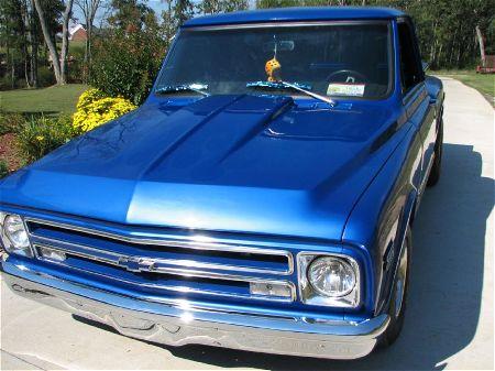 Chevrolet C 10 1968 foto - 4