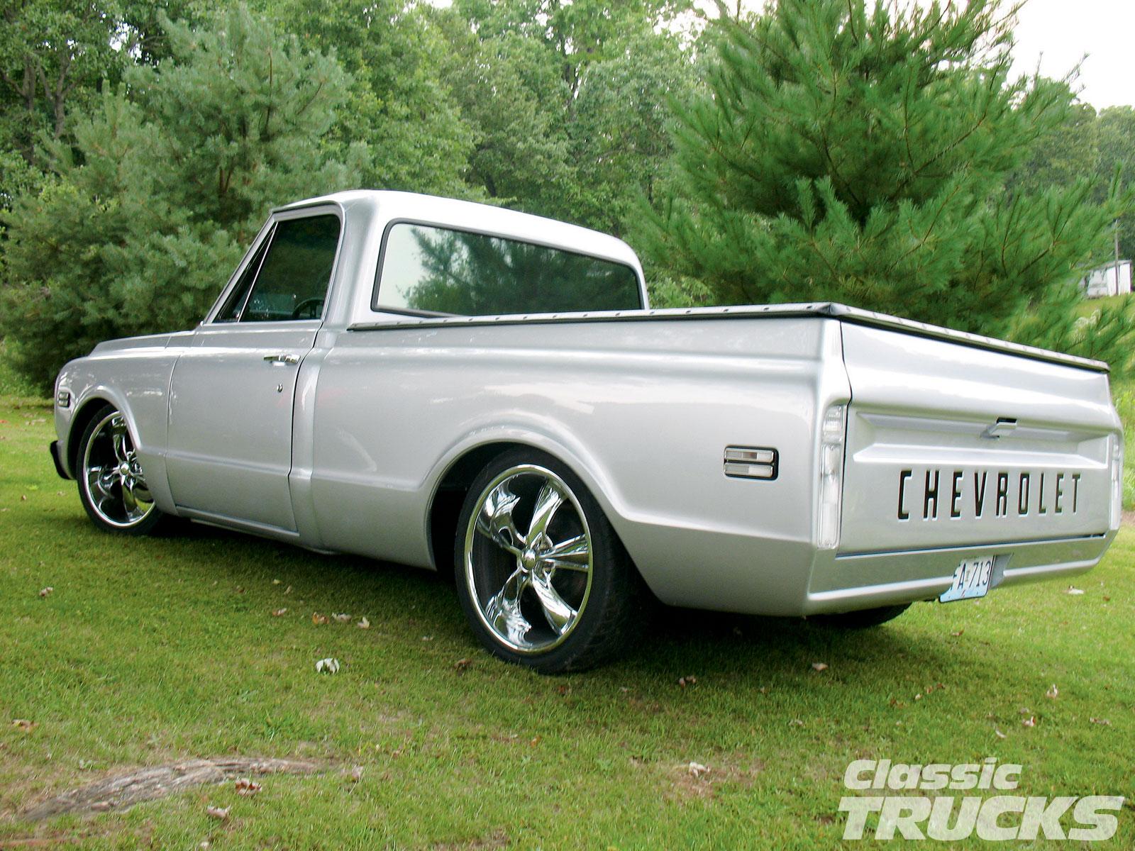 Chevrolet C 10 1969 foto - 2