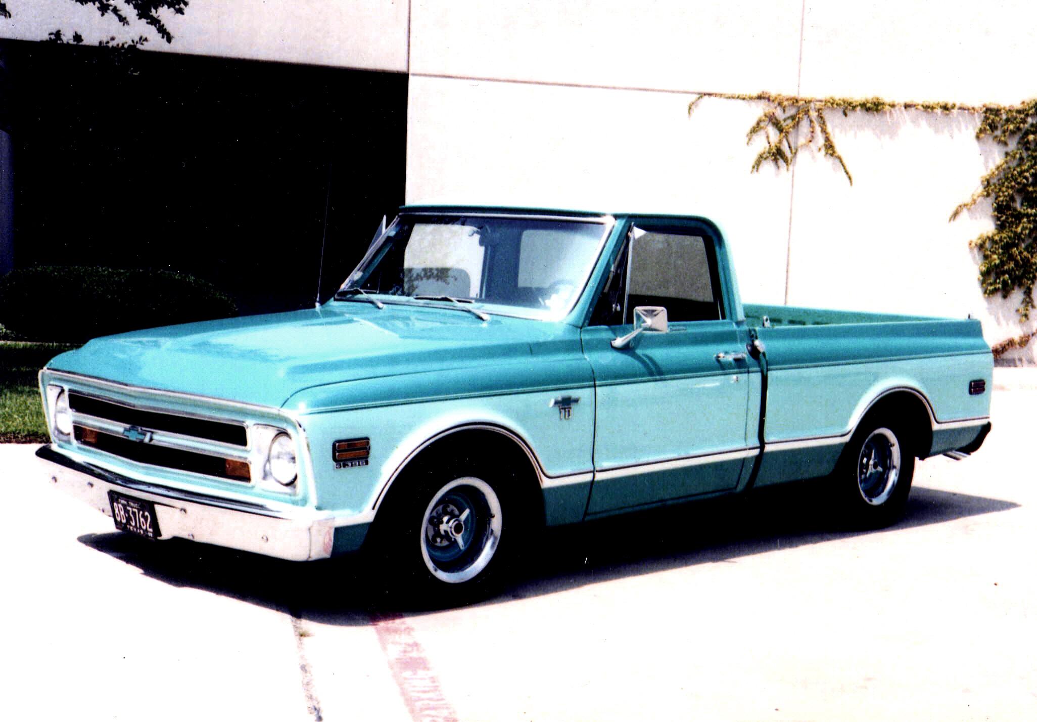 Chevrolet C 10 1969 foto - 5