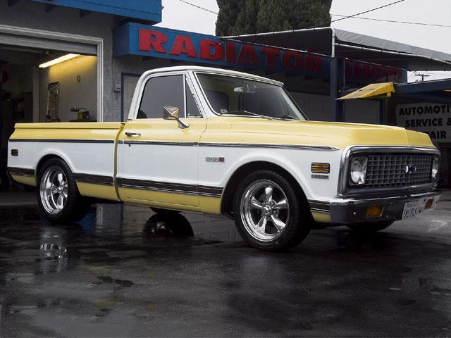 Chevrolet C 10 1971 foto - 5
