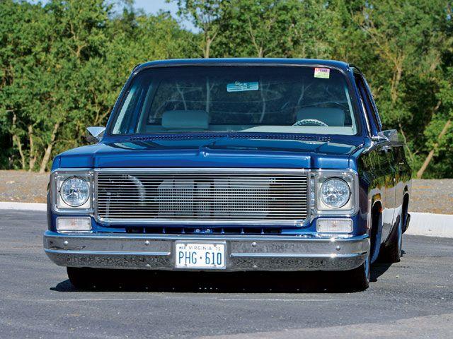 Chevrolet C 10 1972 foto - 5