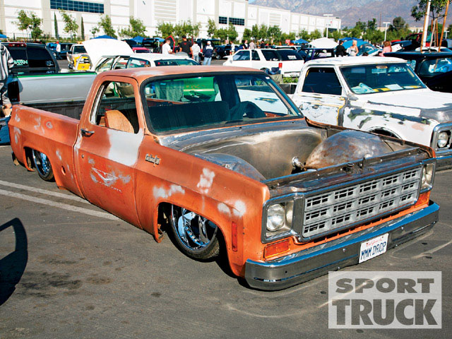 Chevrolet C 10 1973 foto - 1