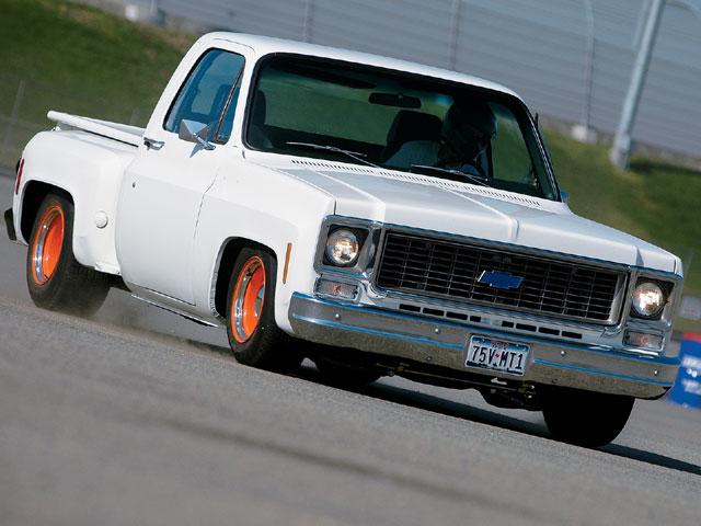 Chevrolet C 10 1974 foto - 1