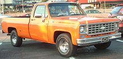 Chevrolet C 10 1974 foto - 5