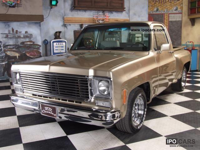 Chevrolet C 10 1975 foto - 3