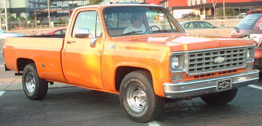 Chevrolet C 10 1975 foto - 5