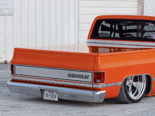 Chevrolet C 10 1977 foto - 2