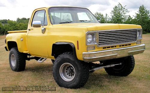Chevrolet C 10 1977 foto - 4