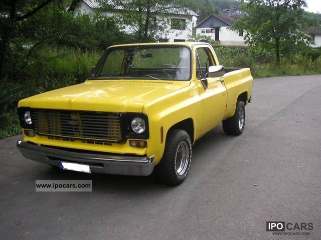 Chevrolet C 10 1978 foto - 1