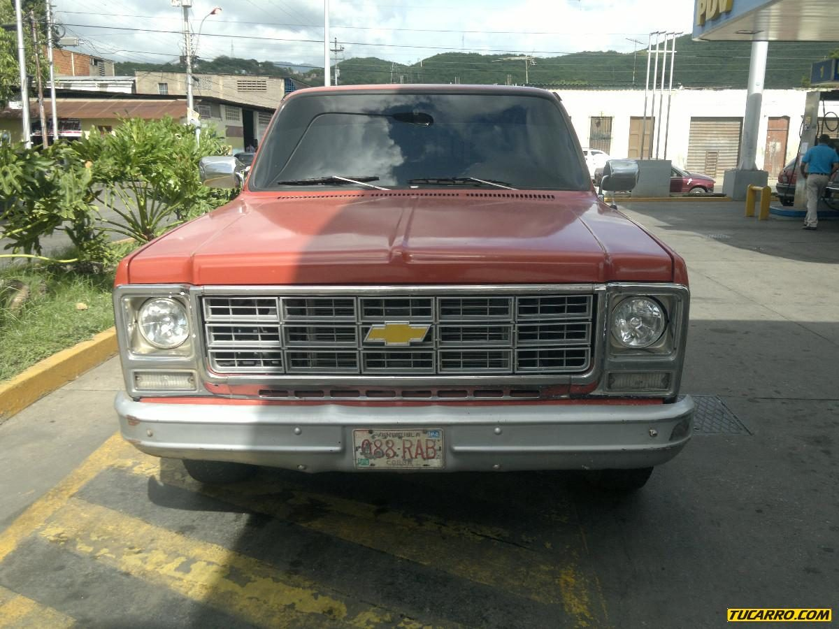 Chevrolet C 10 1979 foto - 5