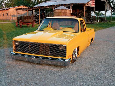 Chevrolet C 10 1981 foto - 4