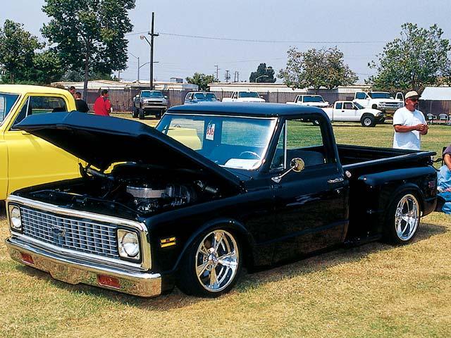 Chevrolet C 10 1982 foto - 2