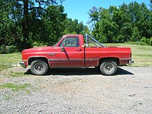 Chevrolet C 10 1982 foto - 3