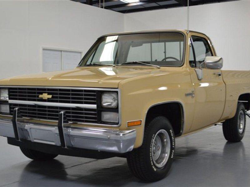 Chevrolet C 10 1983 foto - 4