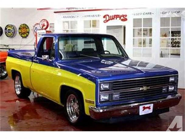 Chevrolet C 10 1984 foto - 3