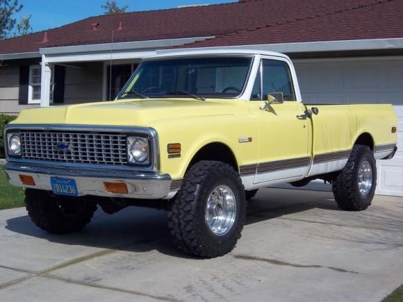 Chevrolet C 10 1986 foto - 3