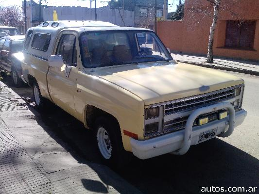 Chevrolet C 10 1986 foto - 5