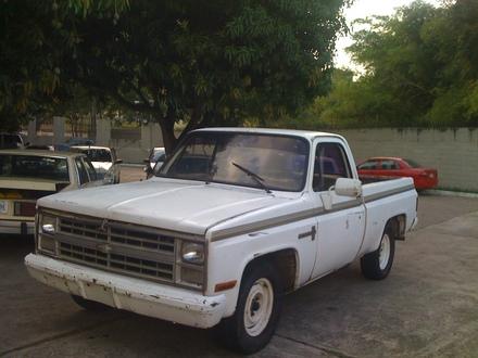 Chevrolet C 10 1987 foto - 3