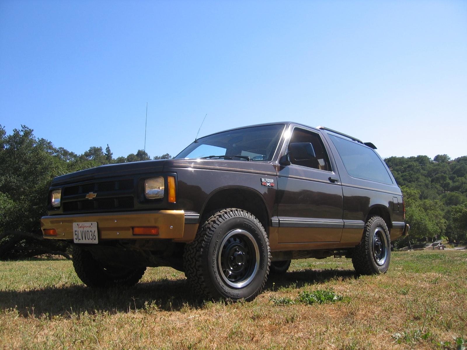 Chevrolet C 10 1990 foto - 5