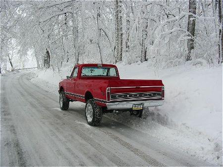 Chevrolet C 20 1970 foto - 2