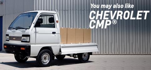Chevrolet CMV 2013 foto - 4