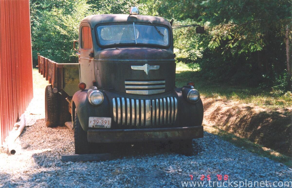 Chevrolet COE 1941 foto - 2