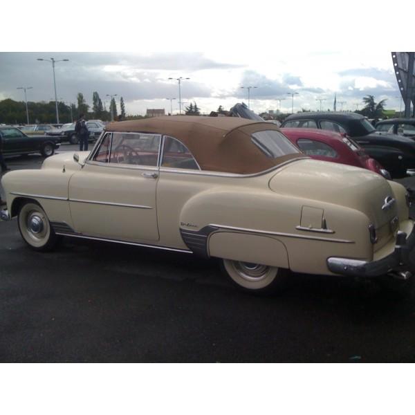 Chevrolet Cabriolet 1952 foto - 1