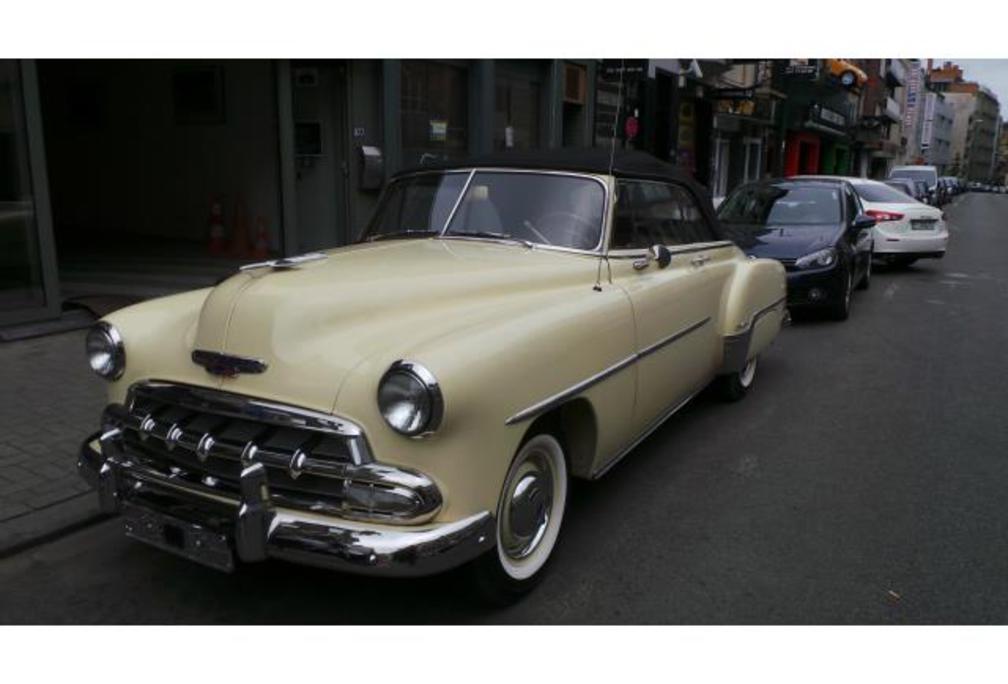 Chevrolet Cabriolet 1952 foto - 2