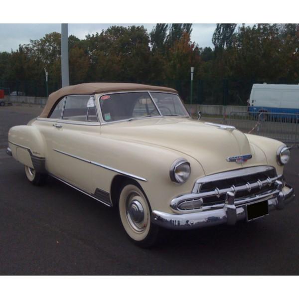Chevrolet Cabriolet 1952 foto - 3