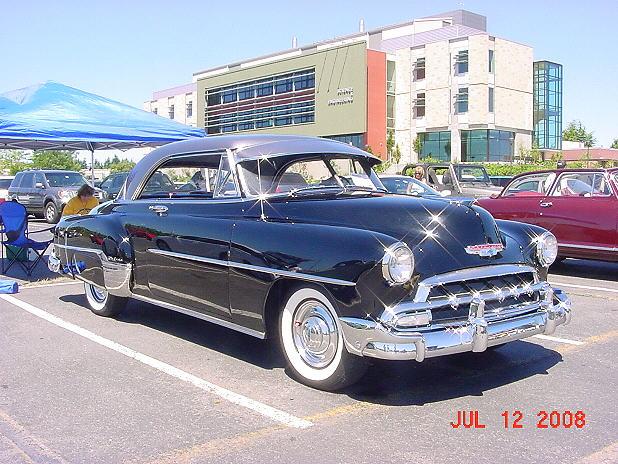 Chevrolet Cabriolet 1952 foto - 4