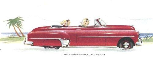 Chevrolet Cabriolet 1952 foto - 5