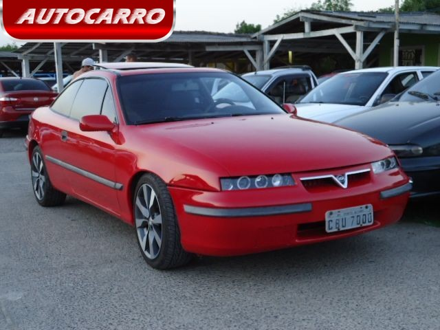 Chevrolet Calibra 1995 foto - 2