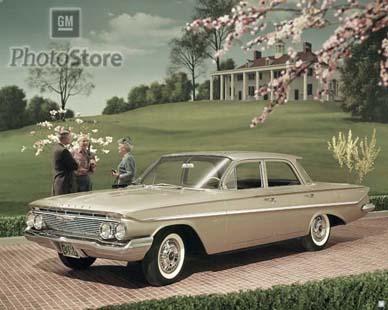 Chevrolet Camaro 1961 foto - 2