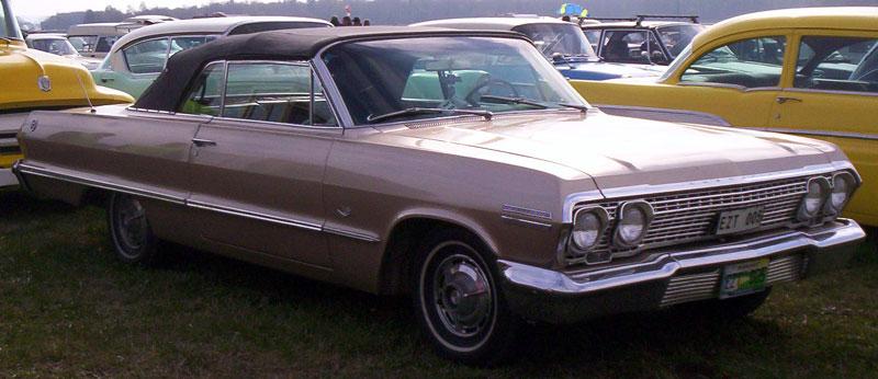 Chevrolet Camaro 1963 foto - 5