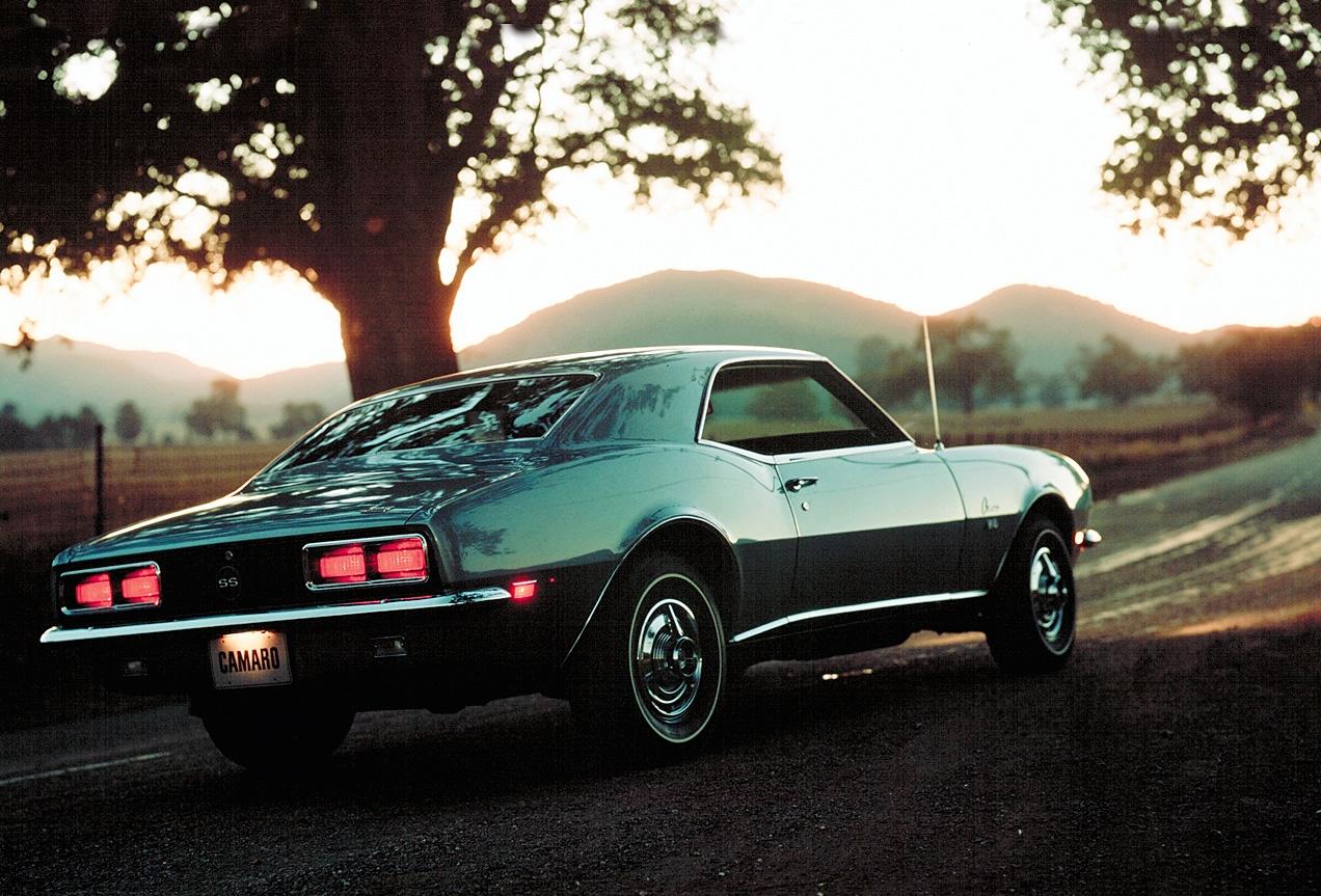 Chevrolet Camaro 1968 foto - 4