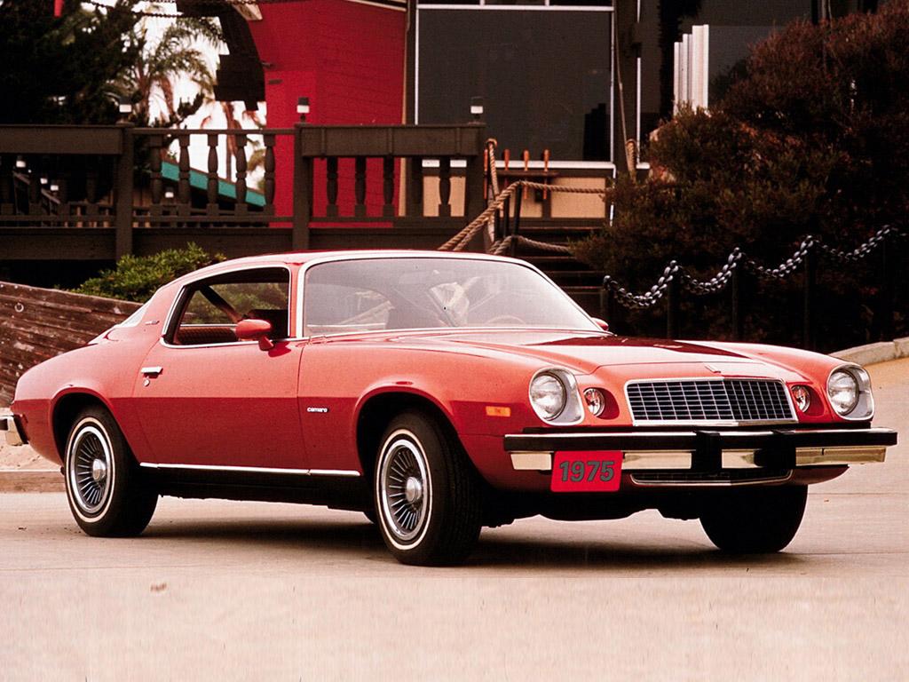 Chevrolet Camaro 1974 foto - 3