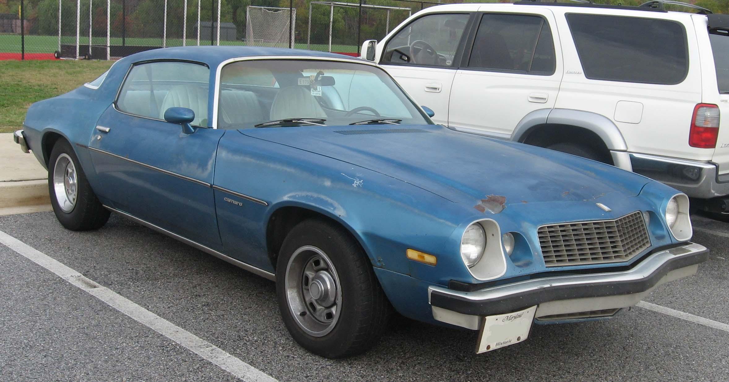 Chevrolet Camaro 1975 foto - 3