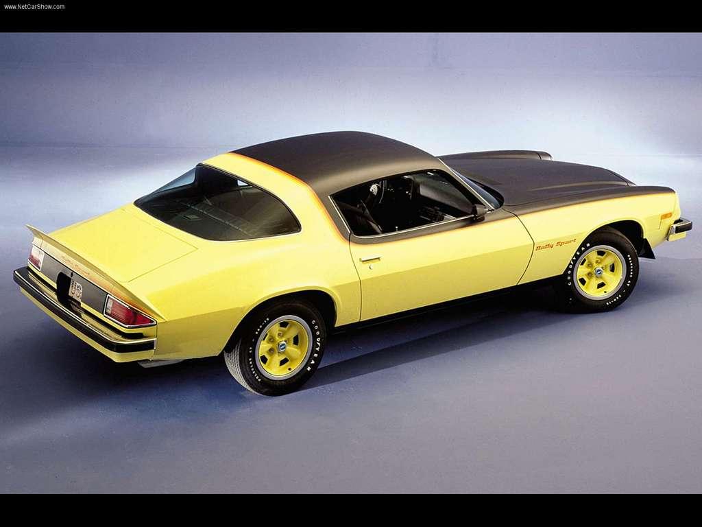Chevrolet Camaro 1975 foto - 4