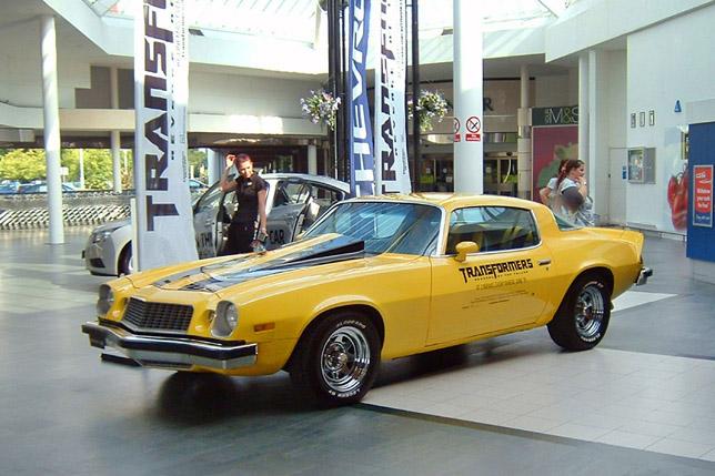 Chevrolet Camaro 1976 foto - 1