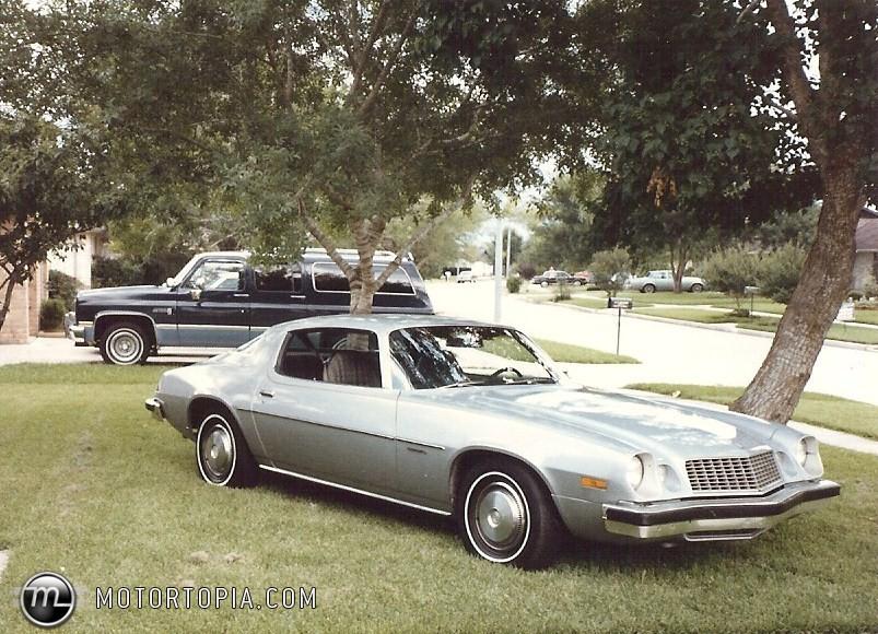 Chevrolet Camaro 1976 foto - 4