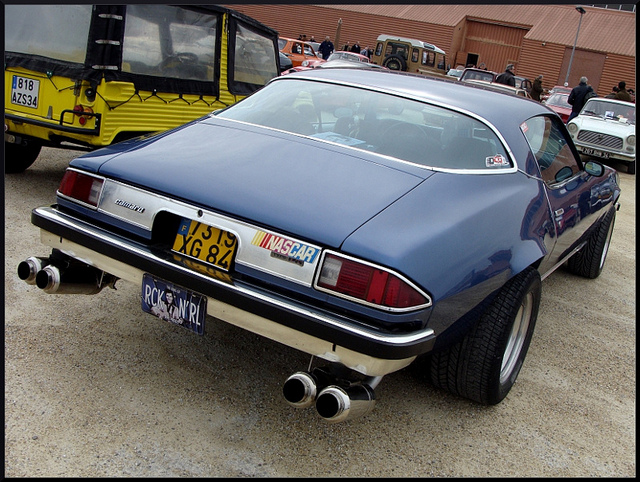 Chevrolet Camaro 1977 foto - 4