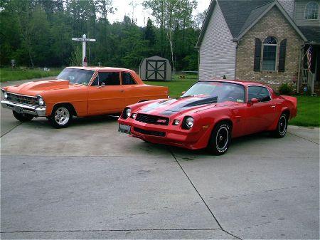 Chevrolet Camaro 1979 foto - 1
