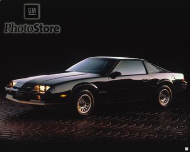 Chevrolet Camaro 1983 foto - 5